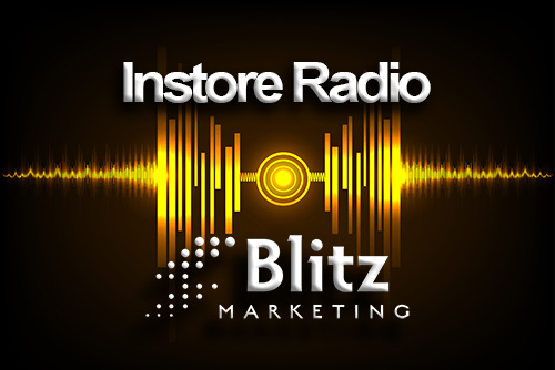 What is instore radio?